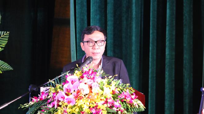 Phó CT VFF Trần Quốc Tuấn được rút về Tổng cục TDTT