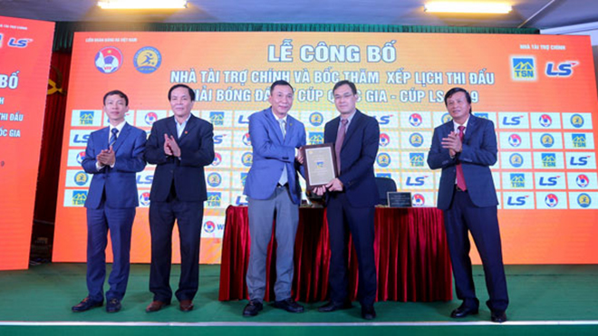 Giải BĐ nữ Cúp QG lần đầu tiên tổ chức đã có nhà tài trợ
