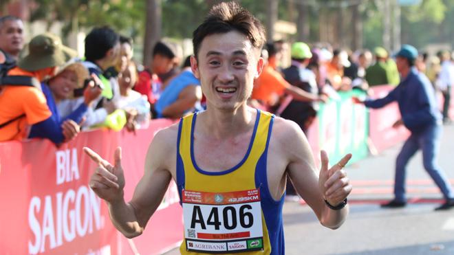 Quân đội đại thắng giải Việt dã và marathon toàn quốc 2018
