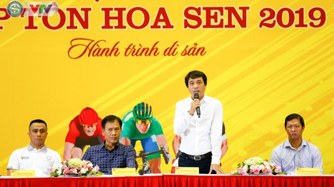 Gần 1 tỷ đồng tiền thưởng ở Giải xe đạp quốc tế VTV Cúp Tôn Hoa Sen 2019