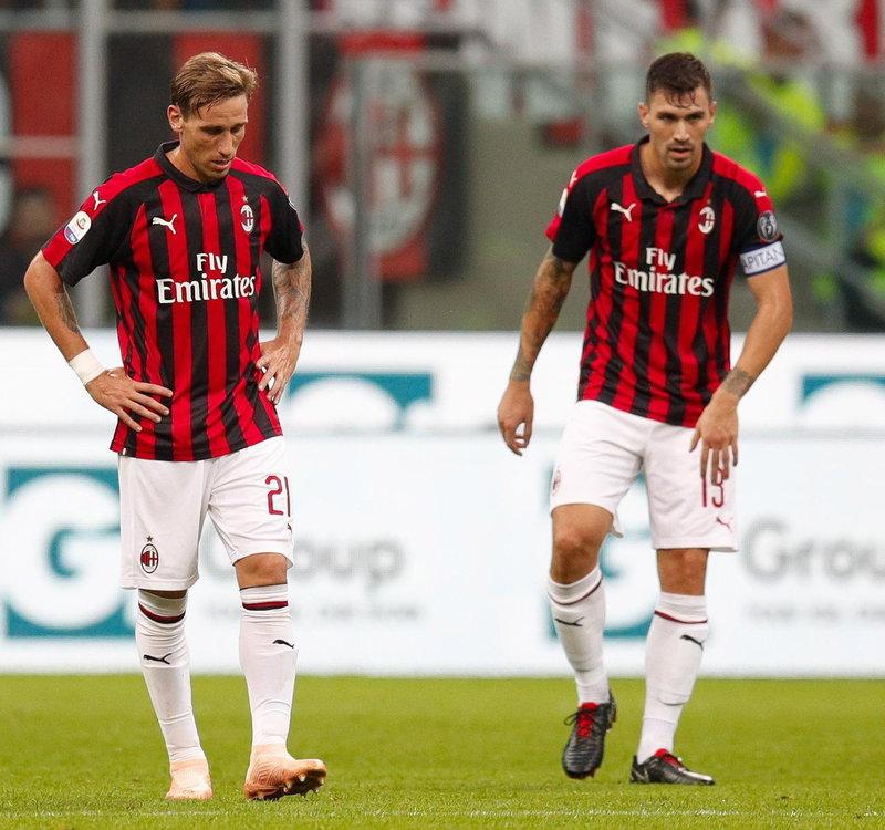 Milan, Milan bị cấm dự cúp châu Âu, Milan bị cấm dự Europa League, Milan bị loại khỏi cúp C3, Milan vi phạm luật công bằng tài chính, Milan, Serie A, AC Milan
