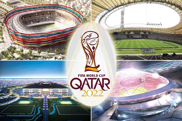 VTV chính thức tường thuật trực tiếp lễ bốc thăm vòng loại World Cup 2022