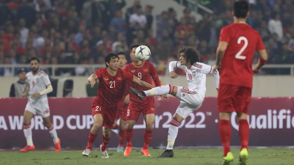 Lịch thi đấu vòng loại World Cup 2022 bảng G. Trực tiếp bóng đá Việt Nam vs Thái Lan