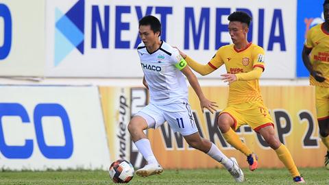 Lịch thi đấu V-League 2021: HAGL vs SLNA. VTV6, BĐTVtrực tiếp bóng đá Việt Nam