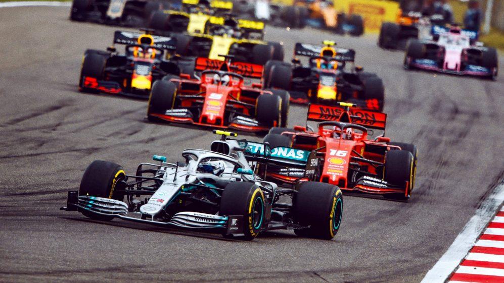 F1 Việt Nam không có mặt trong các chặng đua của năm 2020