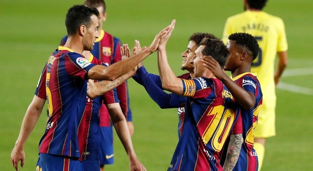 Video Barcelona vs Osasuna. Video clip bàn thắng trậnBarcelona vs Osasuna