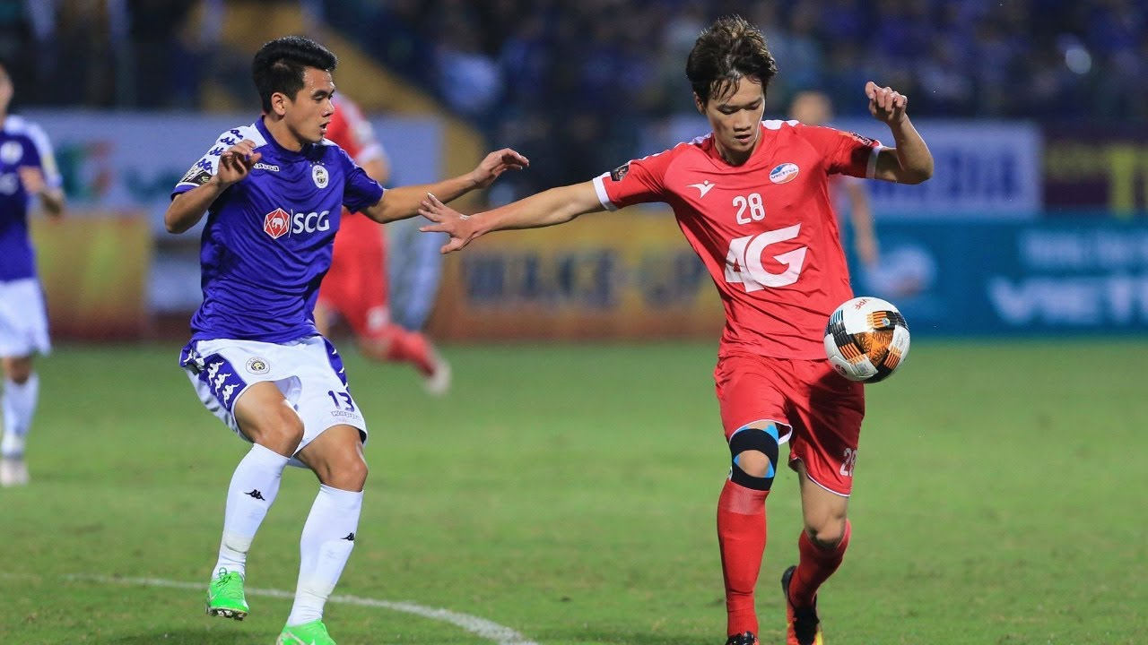 Lịch thi đấu V-League 2021:Viettel vs Hải Phòng. VTV6 Trực tiếp bóng đá Việt Nam hôm nay