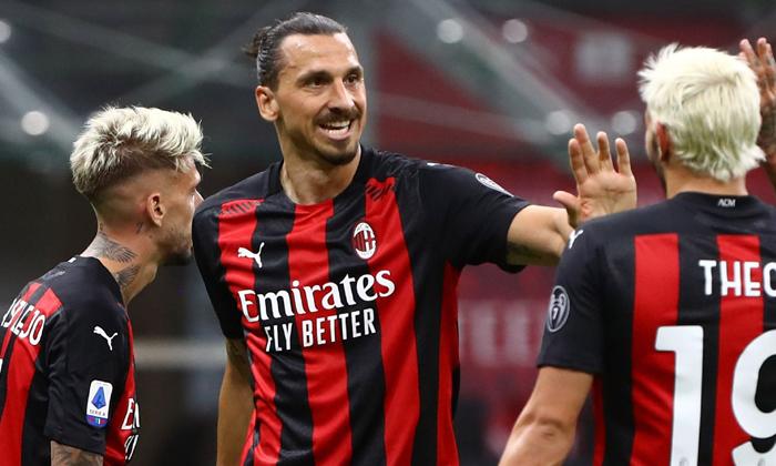 Bảng xếp hạng bóng đá Ý/Serie A vòng 24: Hạ Roma, Milan đua vô địch với Inter