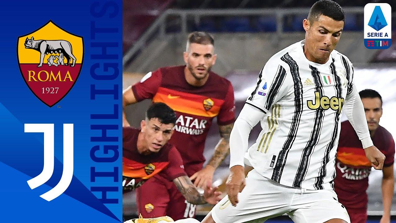 Video clip bàn thắng Roma 2-2 Juventus
