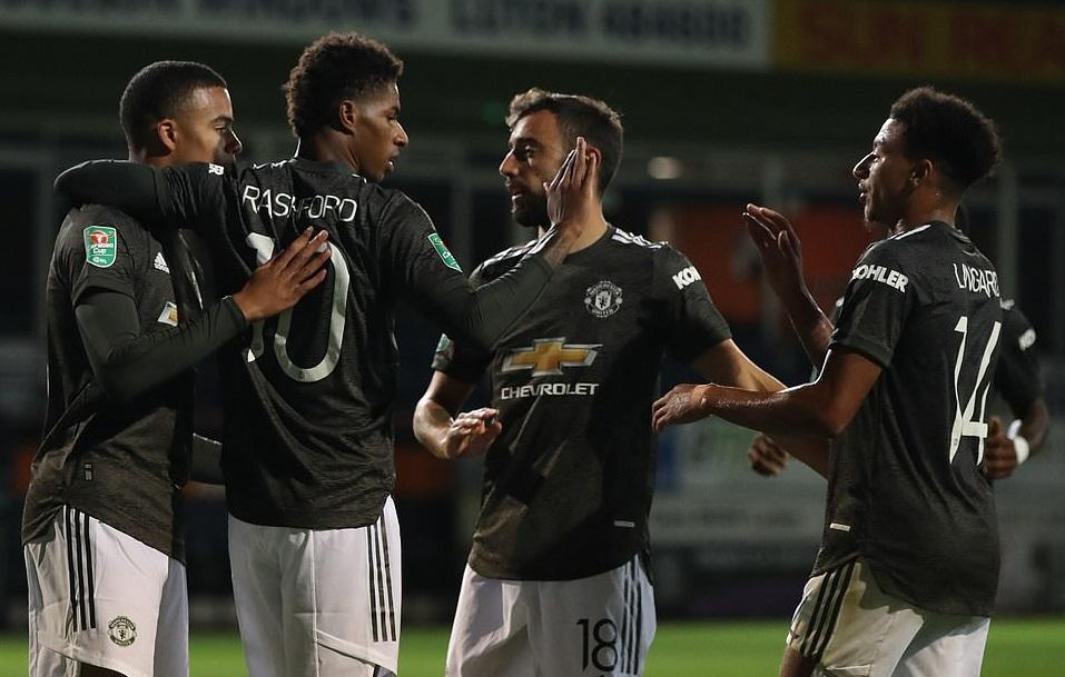 Lịch thi đấu cúp Liên đoàn Anh. Lịch thi đấu League Cup vòng 4. Brighton vs MU, Liverpool vs Arsenal. Kết quả bóng đá. Kết quả vòng 3 cúp Liên đoàn Anh.