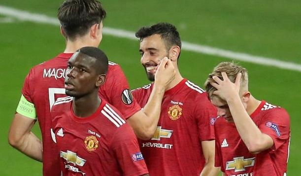 Bảng xếp hạng Ngoại hạng Anh vòng 5: Everton vẫn dẫn đầu, MU leo lên thứ 14