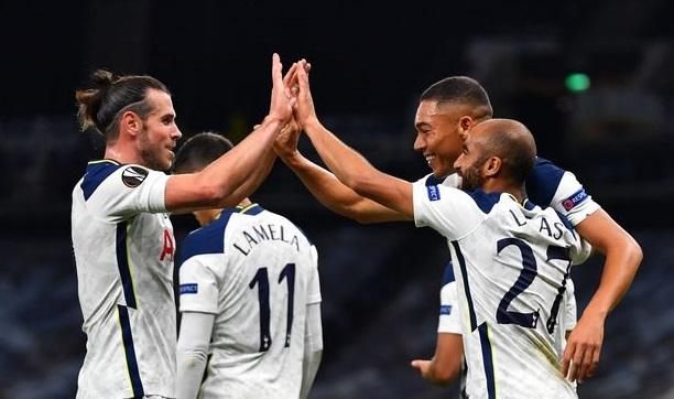 Video Tottenham 4-0 Ludogorets. Video clip bàn thắng Tottenham vs Ludogorets. C2