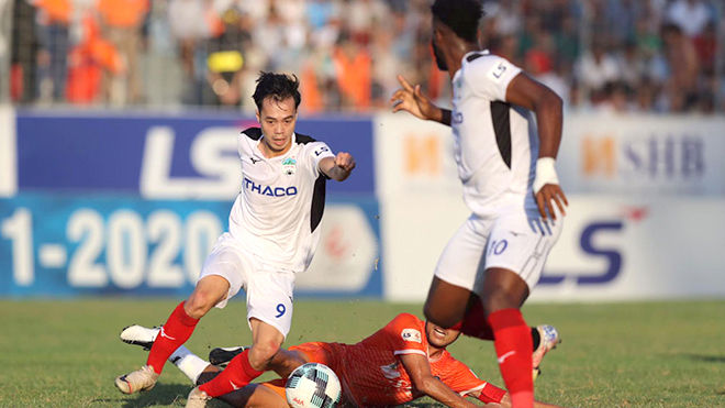 Lịch thi đấu V-League 2021 vòng 3: Hải Phòng đấu Hà Nội, HAGL gặpBình Định