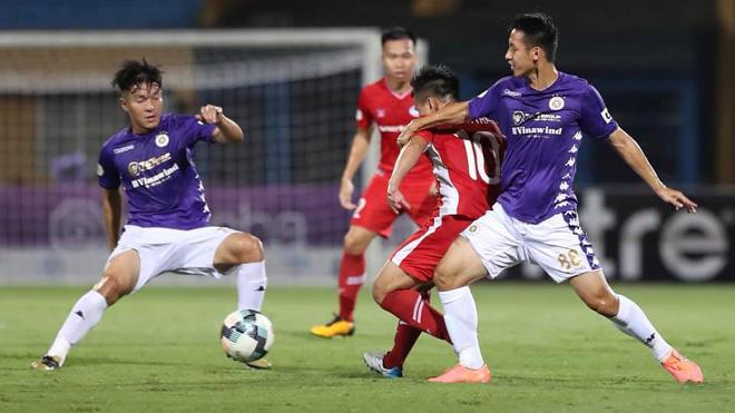 Lịch thi đấu V-League 2020 giai đoạn 2 vòng 4: Song mã Viettel vs Hà Nội