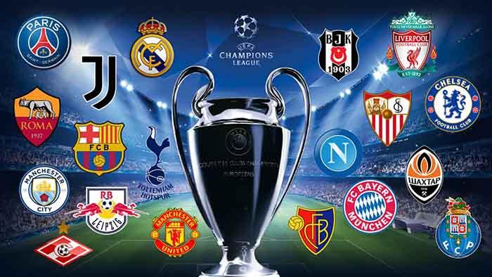 Lịch thi đấu vòng bảng cúp C1/Champions League lượt trận thứ 5: MU vs PSG