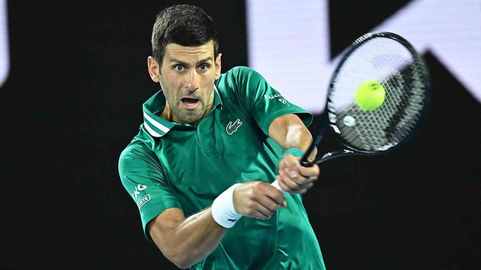 Kết quả chung kếttennis Úc mở rộng 2021: Djokovic hạ Medvedev, lần thứ 9 vô địch