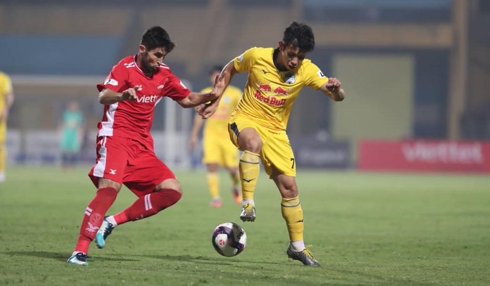 Kết quả bóng đáLS V-League 2021: Đà Nẵng vs HAGL. TPHCM vs SLNA
