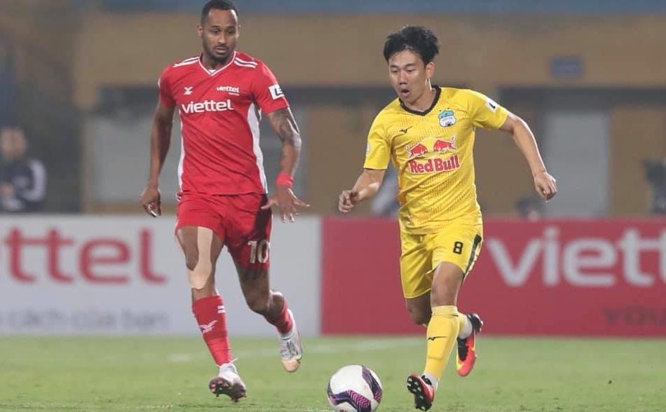 Kết quả vòng loại cúp Quốc Gia 2021:HAGL vs An Giang