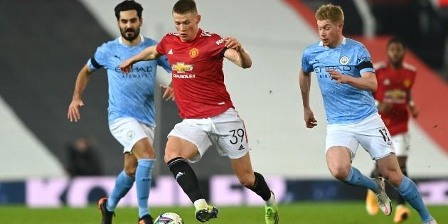 Bảng xếp hạng Ngoại hạng Anh: Hạ Man City, MU trở lại vị trí thứ 2