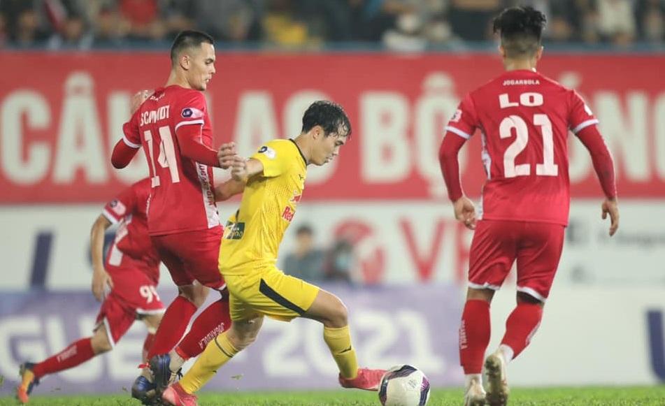 Kết quả vòng loại cúp Quốc Gia,HAGL vs An Giang, Kết quả bóng đá cúp Quốc gia Bamboo Airway 2021, Kết quảbóng đá Việt Nam, Kết quả HAGL đấu với An Giang