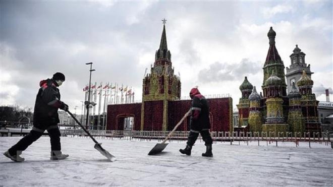 Dịch COVID-19: Nga cảnh báo phạt tù người vi phạm lệnh cách ly