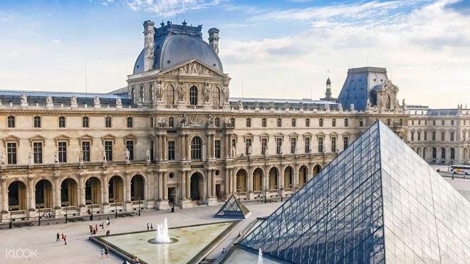 Dịch COVID-19: Pháp tạm đóng cửa Bảo tàng Louvre