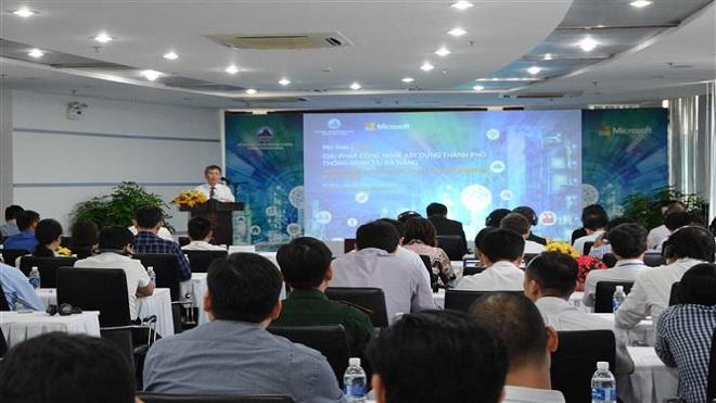 Đà Nẵng đẩy mạnh xây dựng thành phố thông minh