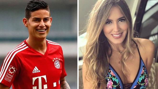 CẬN CẢNH nhan sắc người đẹp Venezuela cực nóng bỏng bí mật hẹn hò với James Rodriguez