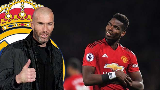 CHUYỂN NHƯỢNG MU 20/5: Zidane hối thúc, Pogba phải nộp đơn để được ra đi. Đón tin vui từ Nicolas Pepe