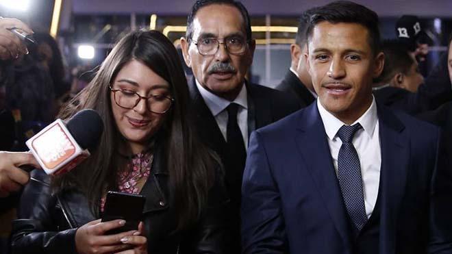 Alexis Sanchez ra mắt phim đầu tay ở Chile, bị chỉ trích 'thiếu tôn trọng' MU