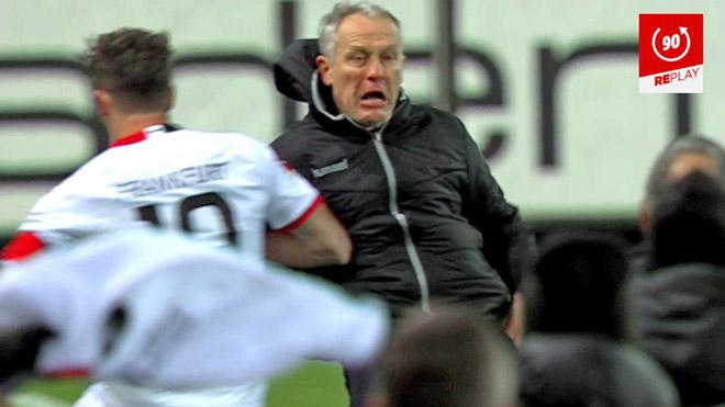 bóng đá, truc tiep bong da hôm nay, trực tiếp bóng đá, truc tiep bong da, lich thi dau bong da hôm nay, bong da hom nay, Bundesliga, Frankfurt, Abraham, Streich
