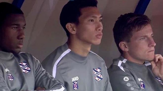 SC Heerenveen bị loại khỏi Cúp quốc gia Hà Lan, HLV tiết lộ lý do Văn Hậu phải dự bị