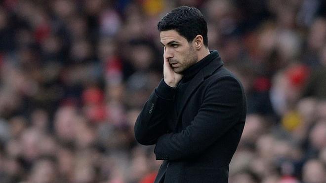 HLV Mikel Arteta dương tính với Covid-19, toàn bộ đội Arsenal bị cách ly