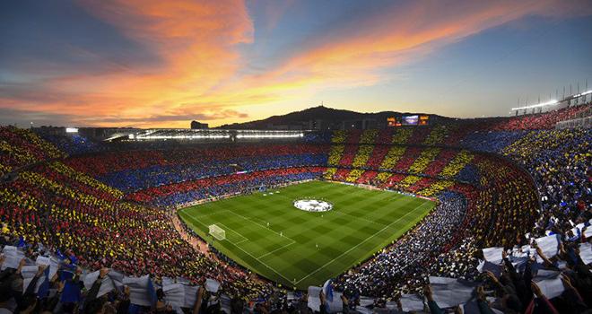 Bong da, bong da hom nay, Barca, barcelona, barca bán tên sân, Camp Nou, bóng đá Tây Ban Nha, barca ban ten san Camp Nou, tin tuc bong da hom nay, bong da la Liga