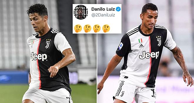 Tin tức bóng đá, Ronaldo được FIFA tâng bốc, Ronaldo vô địch ở ba quốc gia, Bong da, Tin bong da, Ronaldo, Danilo, Juventus vô địch Serie A, Premier League, Liga, Serie A