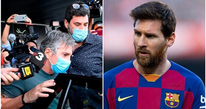 Chuyển nhượng Liga. Chuyển nhượng Barcelona. Chuyển nhượng Real Madrid. Messi, Juventus mua Suarez, Ceballos gia nhập Arsenal, Wijnaldum, Reguilon, chuyển nhượng bóng đá