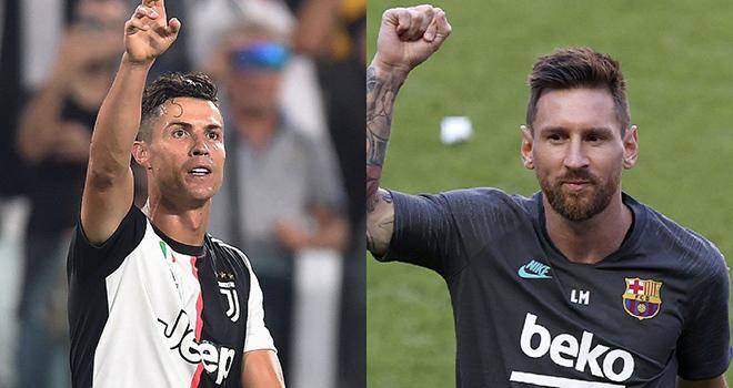 Ronaldo vs Messi, Ronaldo nhiễm Covid-19, Ronaldo tái ngộ Messi, Lịch thi đấu C1, lịch thi đấu Champions League, Barcelona vs Juventus, Juventus vs Barcelona, Cúp C1, C1