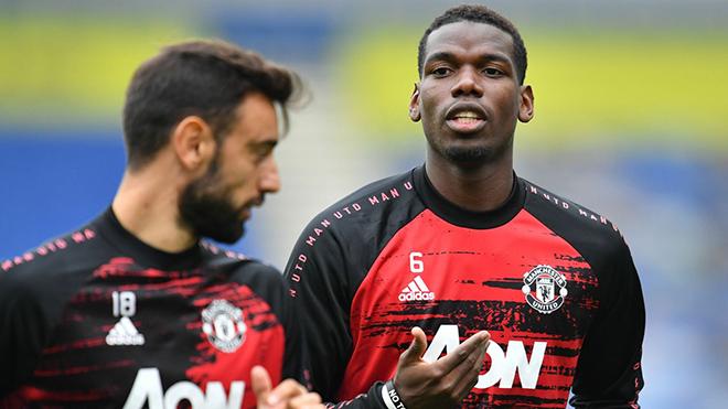 Tin bóng đá MU 27/10: MU lên tiếng bảo vệ Pogba. Họp chốt tương lai Romero