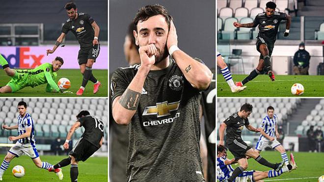 Kết quả Europa League lượt đi vòng 1/16: MU, Tottenham đại thắng. Arsenal bị cầm hòa