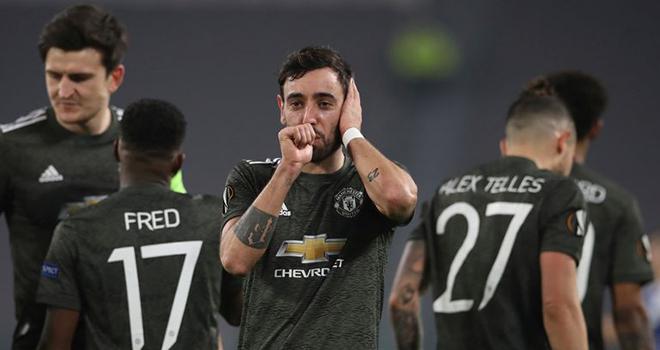 Kết quảCúp C2, Real Sociedad 0-4 MU, Kết quả bóng đá lượt đi vòng 1/16 Europa League, Wolfsberger 1-4 Tottenham, Sao Đỏ 2-2 Milan, Benfica 1-1 Arsenal, ket qua bong da