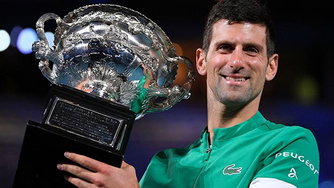Novak Djokovic: 'Từ giờ tôi sẽ tập trung vào Grand Slam'
