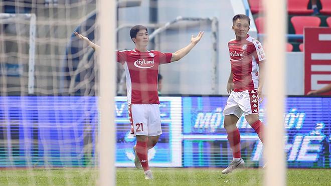 Bóng đá Việt Nam hôm nay: Công Phượng vắng mặt trận HAGL đấu TPHCM. U17 SLNA vô địch