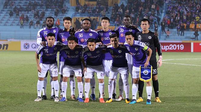 Hà Nội FC 'đói' thông tin về CLB của Triều Tiên
