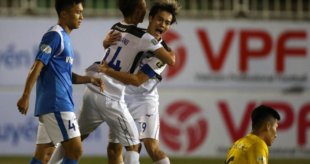 HAGL, Nam Định, V League, Cup QG, Hà Nội FC, Văn Quyết, Quang Hải