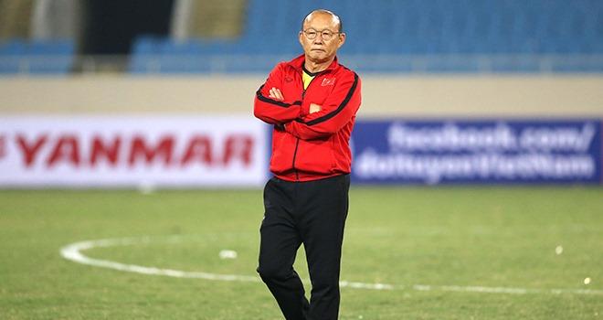 Bóng đá Việt Nam hôm nay: Thầy Park lọt TOP HLV xuất sắc nhất châu Á