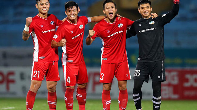 Bóng đá Việt Nam hôm nay:Viettel sắp có chân sút Brazil