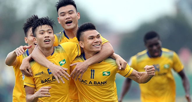 VTV6, Truc tiep bong da, SLNA vs HAGL, Trực tiếp bóng đá Việt Nam vòng 12, trực tiếp HAGL đấu với SLNA, trực tiếp V-League vòng 12, kèo nhà cái, Hoàng Anh Gia Lai