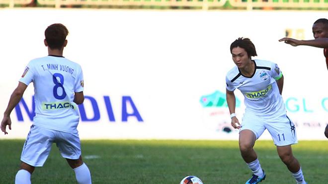 TRỰC TIẾP bóng đá Đà Nẵng vs HAGL, Khánh Hòa vs Quảng Nam (17h), TPHCM vs SLNA (19h)