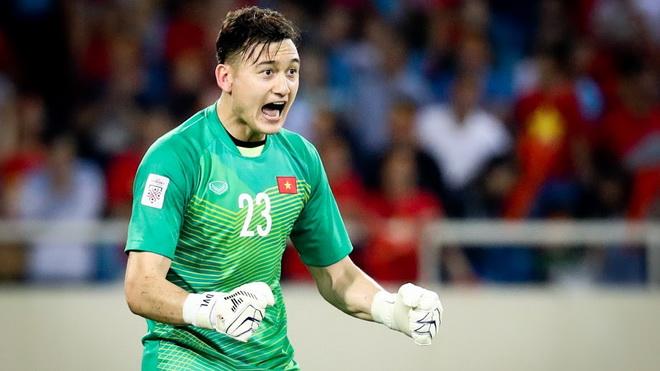Bóng đá Việt Nam ngày 21/5: Văn Lâm sẽ là thủ môn số 1 tuyển Việt Nam tại King's Cup