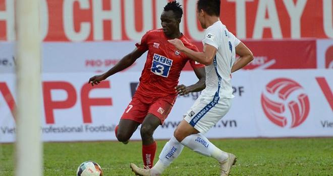 Văn Hậu, Hà Nội FC, HLV Chu Đình Nghiêm, V League